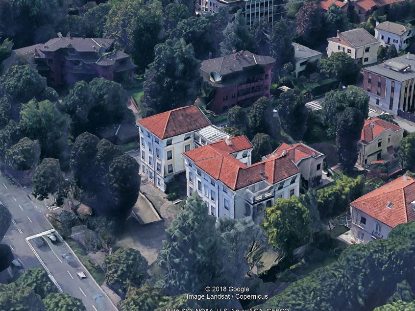 Villa a Monza per Rsa